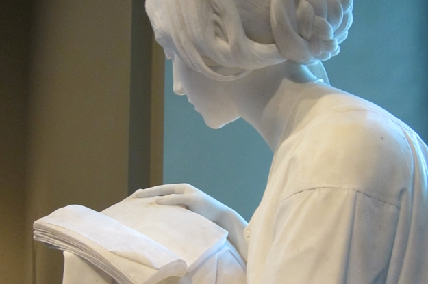 The Reading Girl (La Leggitrice)