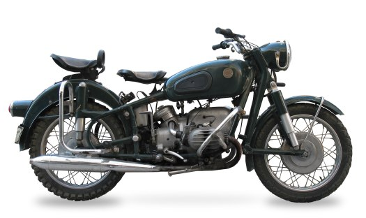 motorcycle - Joel Dietle