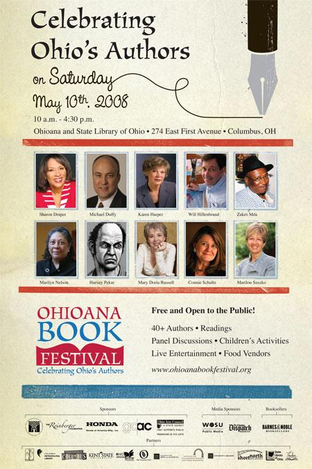 Ohioana Book Festival 2008