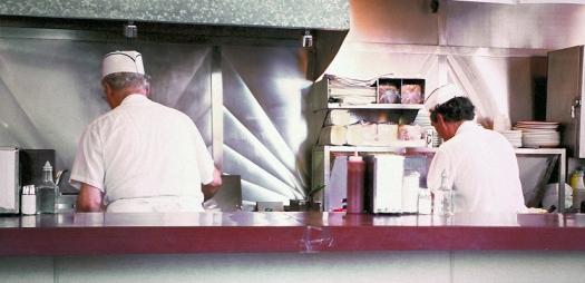short-order cooks