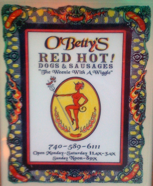 O'Betty's Red Hot