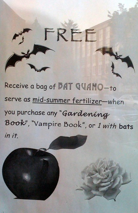 books for bat guano