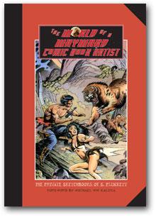 The World of a Wayward Comic Book Artist, by Sandy Plunkett