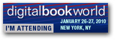 Meet me at Digital Book World (http://www.digitalbookworld.com)