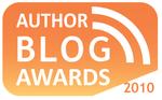 Author Blog Awards 2010