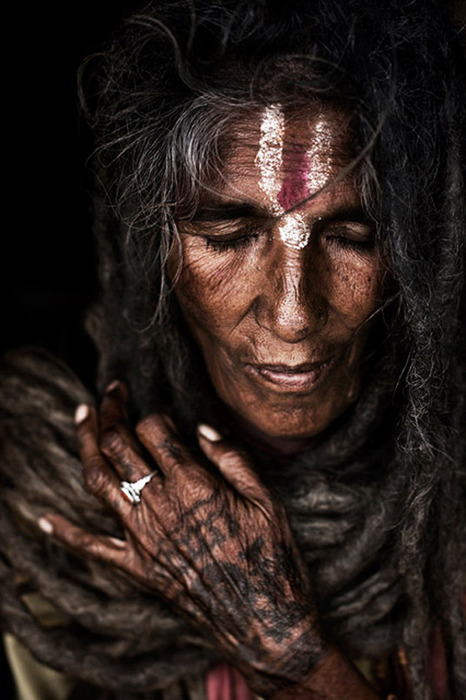 Sadhu Woman from Killing the Buddha