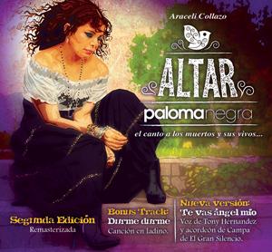 ALTAR - Paloma Negra