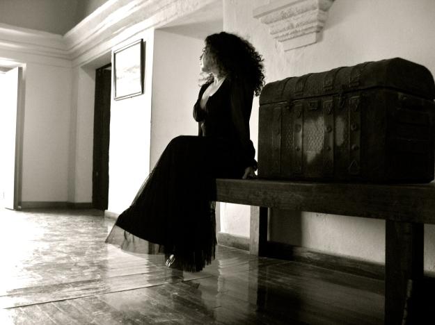 Araceli Collazo - Paloma Negra by Saul Escobedo