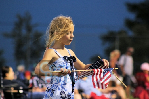 Flower Mound Independence Day Fest, by Erin Costa